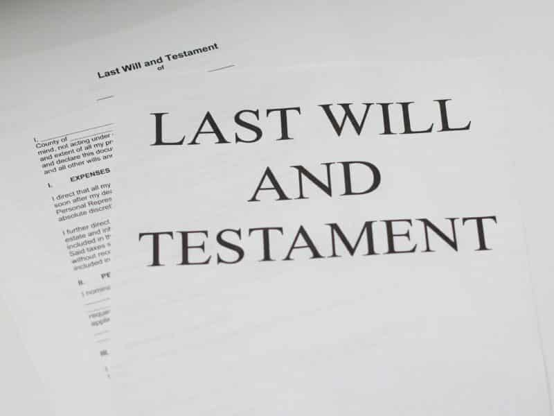 What You Need To Know About Making a Will